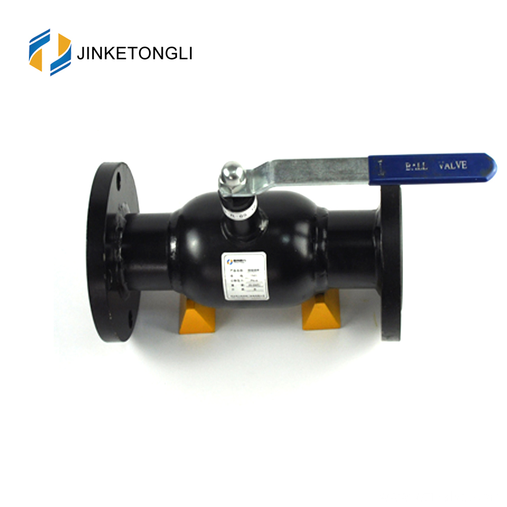 JKTL3W003 WCB Full Welded Ball Valve with Flange Ends PN16 PN25 PN40
