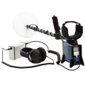 New Professional Metal Detector Treasure Hunting 3- 5M Depth MCD-5000B