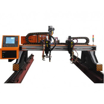 CNC Plasma Machine for Metal Cutting
