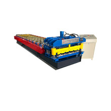 double glazed roofing roll forming machine