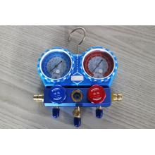 Cheap for Ac Manifold Gauge Set Refrigerant charging manifold gauge export to Haiti Suppliers