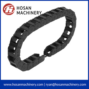 Plastic Bridge Type Cable Carrier Drag Chain
