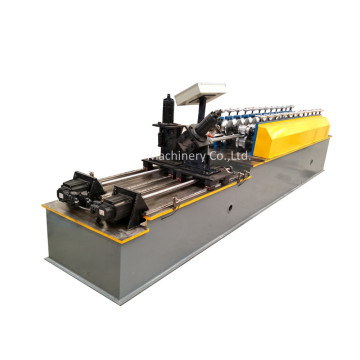 Automatic drywall stud roll forming machine