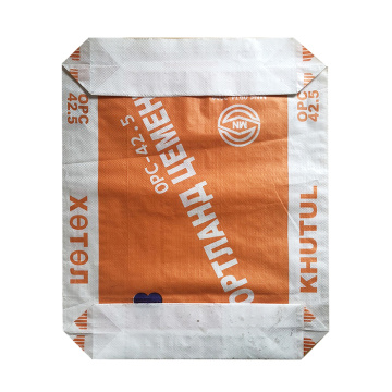 block bottom plastic bags