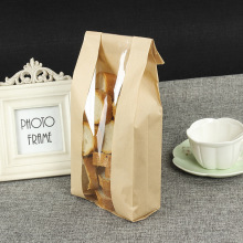 Take away bread paper bag
