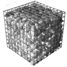Galvanized after welding welded  gabions