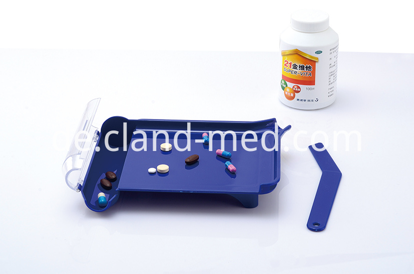 PILL COUNTER TRAY