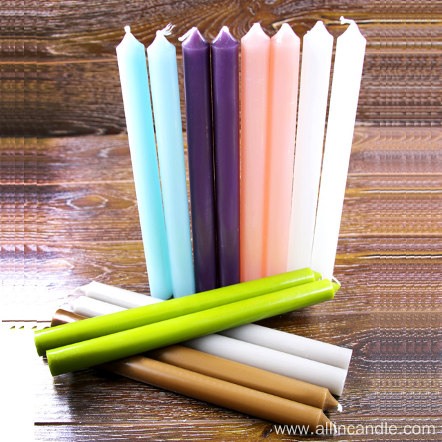 Colorful Machine Making Stick Candles