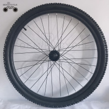 26inch aluminum black MTB bicycle wheel