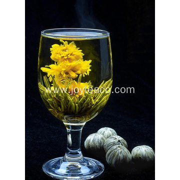 Health Flavored Flowing Tea Blooming Tea