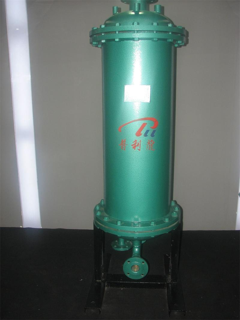floating coil heat exchanger