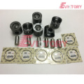 VOLVO D6D piston ring cylinder liner kit