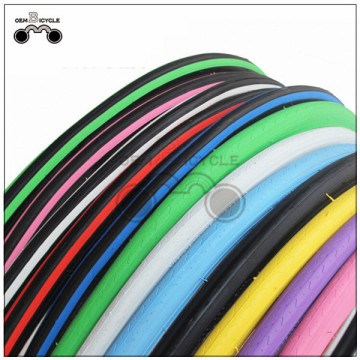 700Cx23C Fixie Bike Colorful Compass Tyre