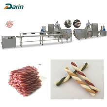 Bi-color Dog Chewing Food Production Line