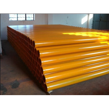 Chinese Professional for Concrete Pump Tube Concrete pump spare parts welded pipe supply to Bermuda Manufacturer