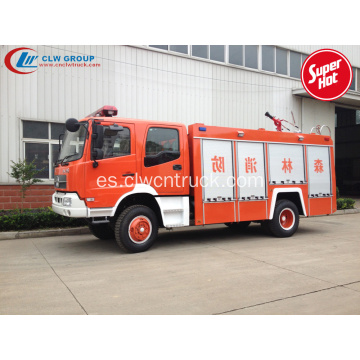 Camión de incendios forestales Super Hot 2019 DONGFENG 4X4