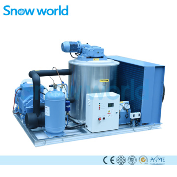Snow world 2T Flake Ice Machine