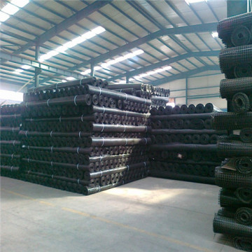 High-strength polyester fiber mining Geogrids
