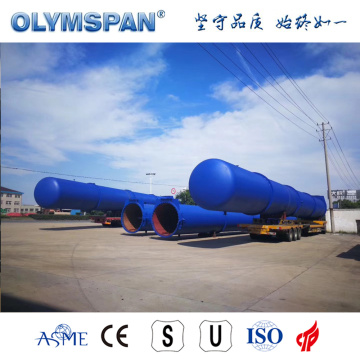 ASME standard ACC block fabrication autoclave