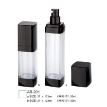 Excellent quality for Airless Lotion Bottle Airless Lotion Bottle AB-201 supply to Malta Manufacturer
