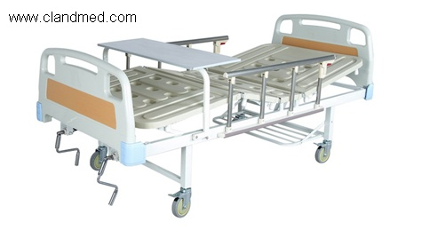 ABS Top PP Triple-folding bed