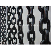 Good Quality for Galvanized G80 Chains high strength G80 load chain export to Poland Importers