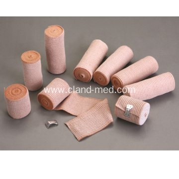 Many Sizes Medical Skin Color High Elastic Tubular  Bandage