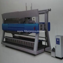 Coal Washing Automatic Plate Frame Filter Press