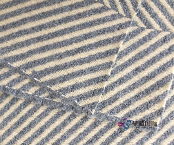 Custom Wool Fabric Blended Fabric Double Face