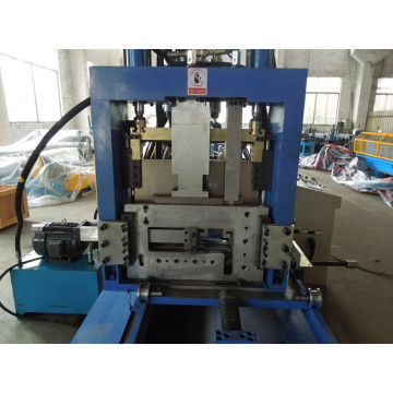 cantilever type cable tray roll forming machine