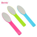 Soft-touching coating round handle manicure scissors