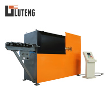 Leading for Steel Wire Rod Bender Machine Automatic Steel Bar Stirrup Bending Machine SGW12D-1 supply to Romania Factory