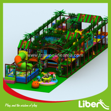 Indoor amusement playground with Ball Pool