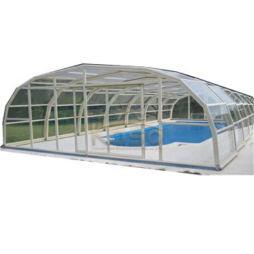 Enclosure Sunroom Cover A Patio Glass Swimming Pool