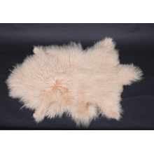 Long Curly Lamb Fur Sheep Skin
