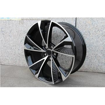 Modified 18inch Black Face Polished wheel Hub