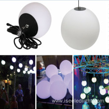 Low Cost for Disco Light Ball 30cm RGBW LED Hanging Ball Sphere Lights export to Germany Exporter