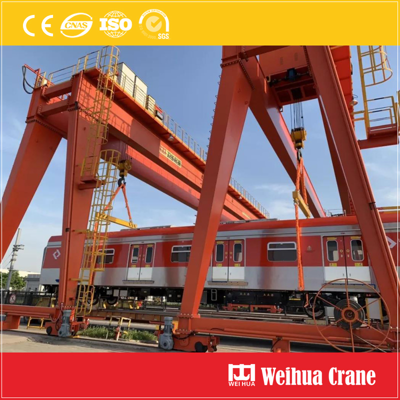 Train Lifting Crane