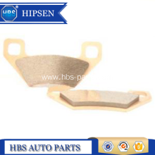 Front Polaris ATV Sintered Brake Pads Series