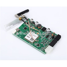 Factory source manufacturing for BGA Mounted PCB Assembly Wireless module PCB BGA Assembly Circuit Board supply to Spain Factories