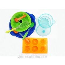 Functional Silicone Cake Mold Baking Tool Set