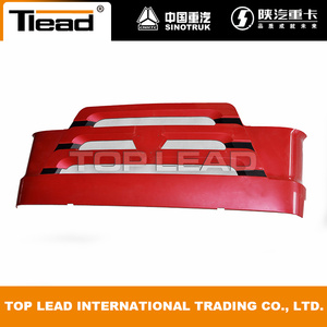 Genuine Sinotruk HOWO truck front cover WG1642111011