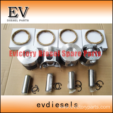 YANMAR engine piston 4TN84 piston ring