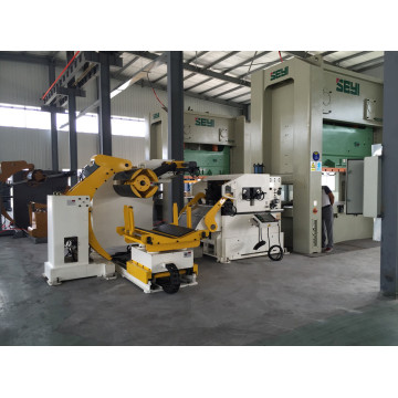 Decoiler System Feeder Straightener