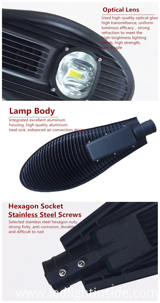 Sword LED Street Light