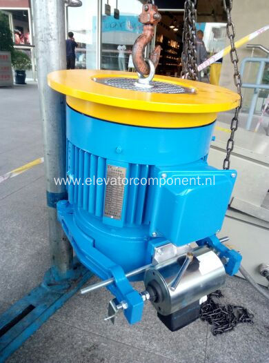 Electric Motor for KONE Escalator Machine YFD160L1-6