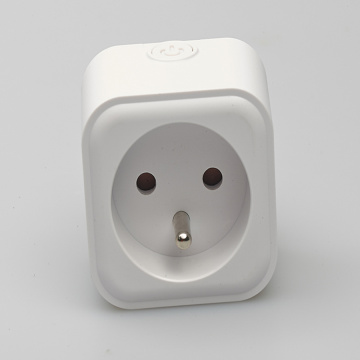 French single output WIFI smart socket