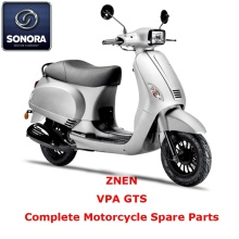 Professional for Supply Znen Scooter Starter Motor, Znen Scooter Carburetor, Znen Scooter CDI to Your Requirements ZNEN VPA GTS Complete Scooter Spare Part supply to Poland Supplier