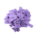 Purple Microfiber Cloth Magic Mop Head with Plastic