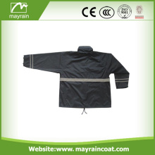 High Quality Waterproof Polyester Adult Rainsuit